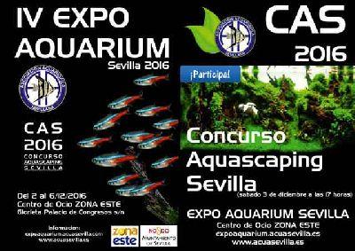 Expo Aquarium Sevilla 2016