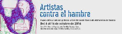 Exposición: Artistas contra el hambre en Sevilla