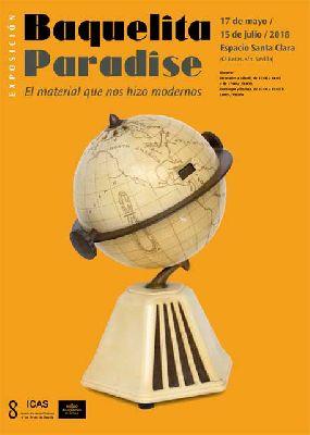 Exposición: Baquelita Paradise en el Espacio Santa Clara de Sevilla