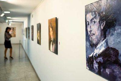 Exposición: #bécquerporsevilla en Canal Sur Sevilla