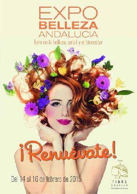 Expobelleza Andalucía 2015 en Fibes Sevilla
