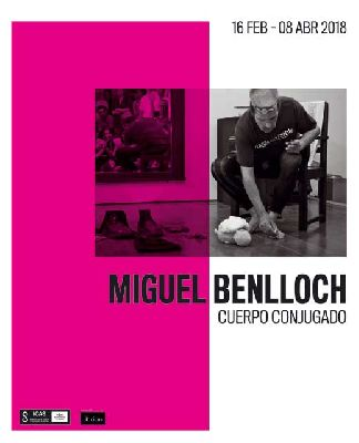 Exposición: Miguel Benlloch. Cuerpo conjugado en el Espacio Turina de Sevilla