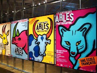 Exposición: Michel Bouvet, affichiste en el CICUS