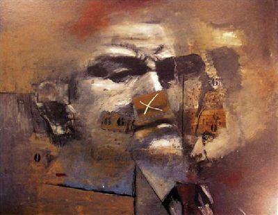 Exposición: Cabezas. Luis Gordillo en el Real Alcázar de Sevilla
