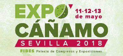 Expo Cáñamo Sevilla 2018 en Fibes Sevilla