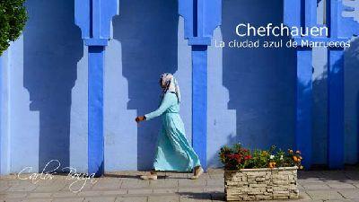Exposición: Chefchauen. La ciudad azul de Marruecos en Sevilla