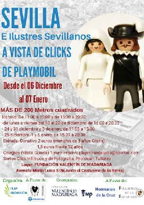Exposición: Sevilla a vista de Clicks en la Fundación Madariaga Sevilla