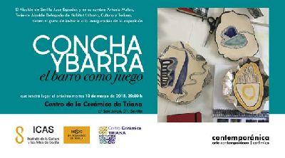 Exposición: El barro como juego en Centro Cerámica Triana Sevilla