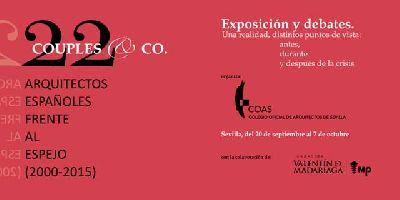Exposición: Couples&co en la Fundación Madariaga Sevilla