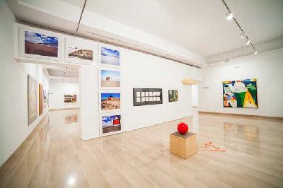 Exposición: Dame un punto de apoyo en la Casa de la Provincia Sevilla