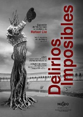 Exposición: Delirios imposibles en la Casa de las Sirenas de Sevilla