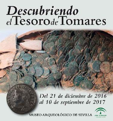Exposición: Descubriendo el Tesoro de Tomares en el Museo Arqueológico de Sevilla