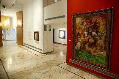 Exposición: Divertimento Veneziano de Juan Valdés en Cajasol Sevilla