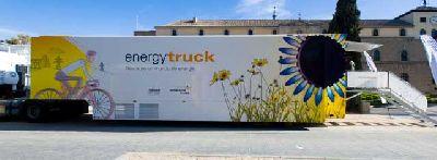 Exposición: Energytruck en Sevilla