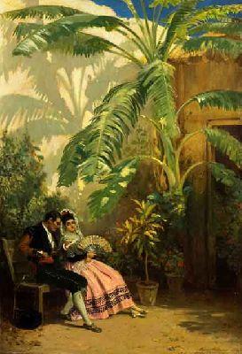 Exposición: España en la pintura Victoriana en la Casa de la Provincia de Sevilla