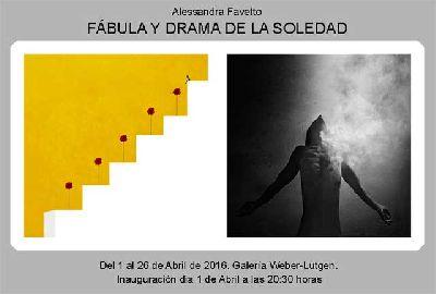 Exposición: Fábula y Drama de la soledad en Weber-Lutgen Sevilla