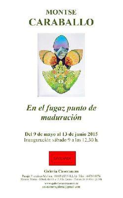 Exposición: En el fugaz punto de maduración en Cavecanem de Sevilla