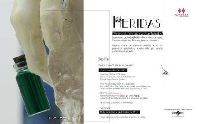 Exposición: Heridas en la Casa de las Sirenas de Sevilla