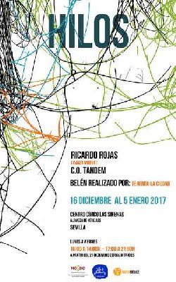 Exposición: Hilos en la Casa de las Sirenas de Sevilla
