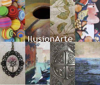 Exposición: Ilusionarte en el Espacio 1de7 de Sevilla