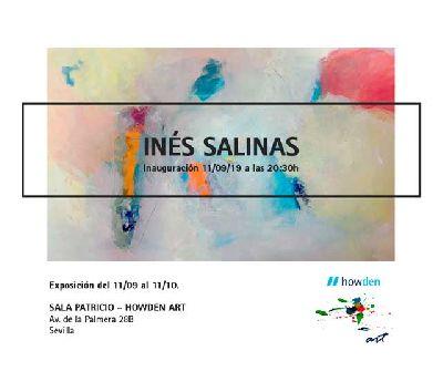 Imagen de la exposición de Inés Salinas