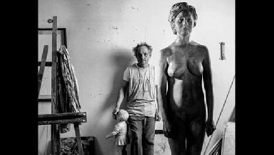 Exposición: Retratos de artistas españoles, 1978-2017 en el CICUS Sevilla