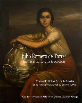 Exposición: Julio Romero de Torres en el Bellas Artes de Sevilla