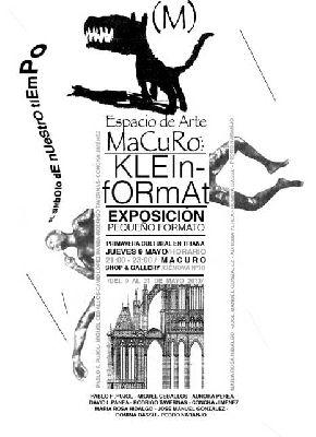 Exposición: KleinFormat en el Espacio de Arte Macuro de Sevilla
