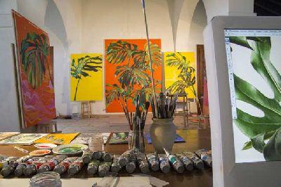 Exposición: La costilla de Santa Clara en Santa Clara de Sevilla