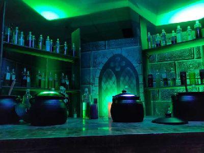 Imagen promocional del evento La Estación Mágica