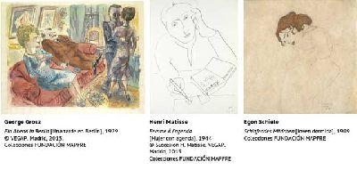 Exposición: La mano con lápiz en el Museo de Bellas Artes de Sevilla
