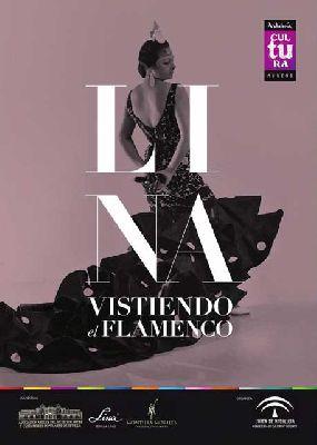 Exposición: Lina, vistiendo el flamenco en el Artes y Costumbres