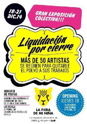 Exposición: Liquidación por cierre en LAB Sevilla