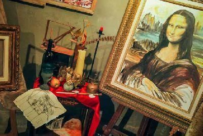 Exposición: Los inventos de Leonardo en la Casa de la Ciencia de Sevilla