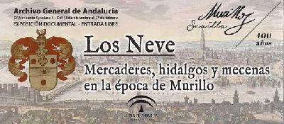 Exposición: Los Neve en la época de Murillo en el Archivo General de Andalucía