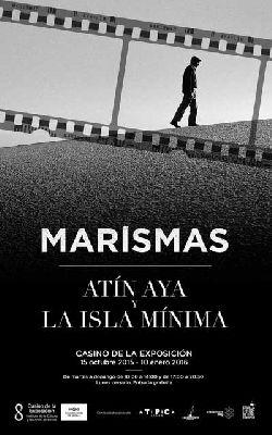Exposición: Marismas, Atín Aya y La Isla Mínima en Casino Exposición Sevilla