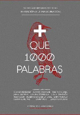 Exposición: Más que mil palabras en la Galería Roja de Sevilla