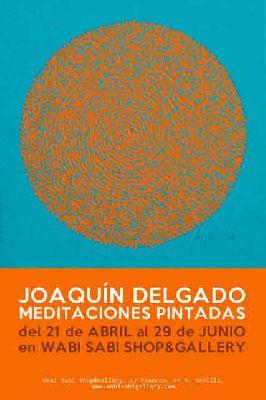 Exposición: Meditaciones pintadas en Wabi Sabi Sevilla