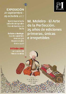 Exposición: El Arte de la Perfección en el Alcázar de Sevilla