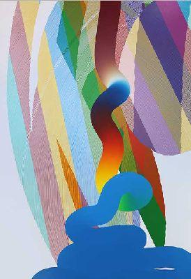 Exposición del artista estadounidense Momo en Delimbo Sevilla