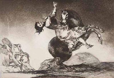 Imagen de la exposición Las mujeres de Goya