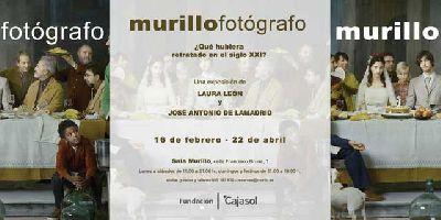 Exposición: Murillo fotógrafo en Cajasol Sevilla