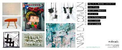 Exposición: Nada en Común en Wabi Sabi Sevilla