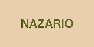 Cartel de la exposición Nazario en el CAAC de Sevilla 2021