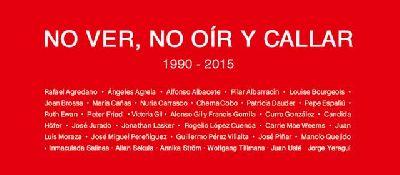 Exposición: No ver, no oír y callar en el CAAC de Sevilla