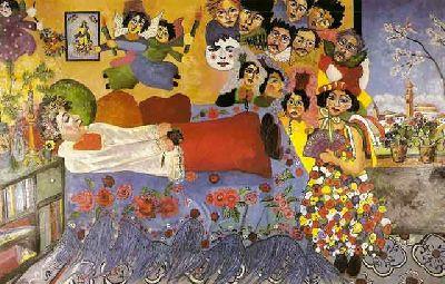 Exposición: Ocaña, la pintura travestida en el Espacio Turina de Sevilla