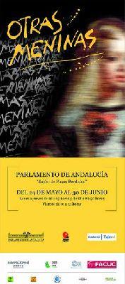 Exposición: Otras Meninas, más Meninas en Parlamento de Andalucía