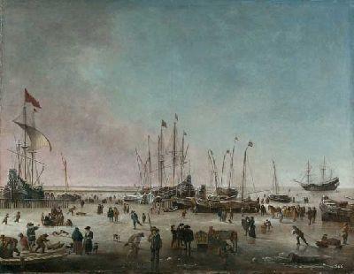 Exposición: El paisaje nórdico en el Prado en Sevilla
