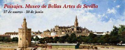 Exposición: Paisajes. Museo de Bellas Artes de Sevilla