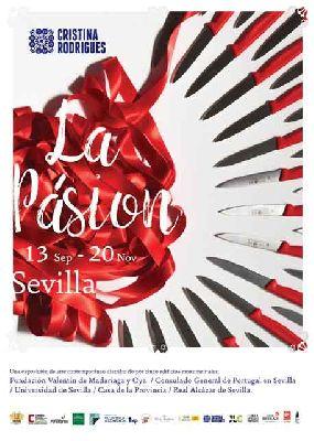 Exposición: La Pasión de Cristina Rodrigues en Sevilla